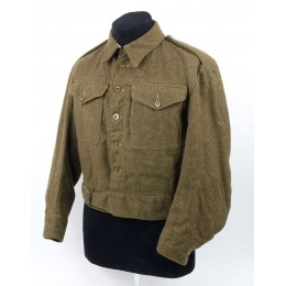 British battledress