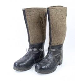 Wehrmacht winter boots