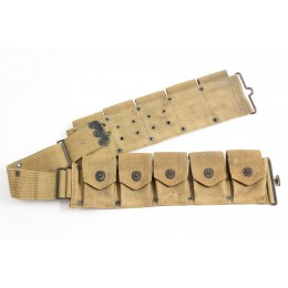 US M-1910 cartridge belt