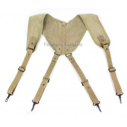 US ARMY medical suspenders