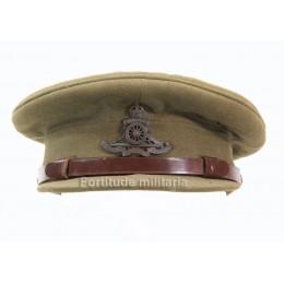 Royal Artillery visor cap