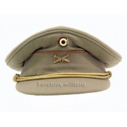 Belgian officer's visor cap