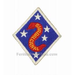 Patch USMC: 2ème division