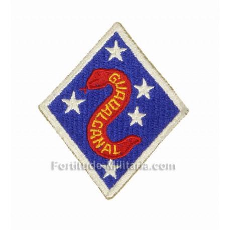 USMC patch : Second division