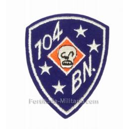 Patch USMC : 704ème bataillon