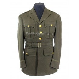 US army officer's tunic