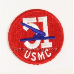 Patch USMC: 51ème Defense Bataillon