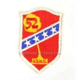 Patch USMC: 52ème défense bataillon