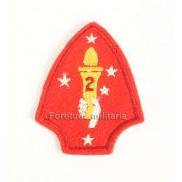 Patch USMC : 2eme Division