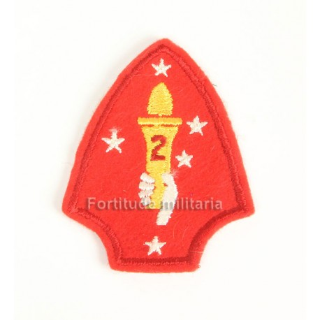 USMC patch : 2nd division