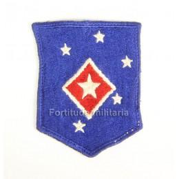 patch USMC : 1st MAC service supply bataillon