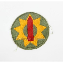 Us patch : coastal artillery