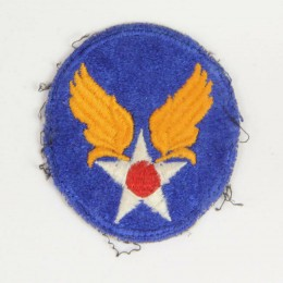 USAAF shoulder patch