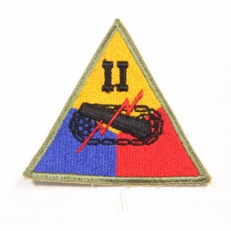 US patch : 2nd armored corps