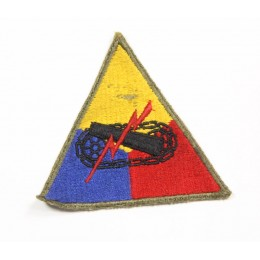 US patch : armored division