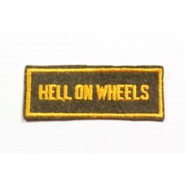 """US tab """"HELL ON WHEELS"""""""
