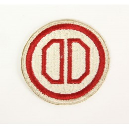 US Patch : 31st Division
