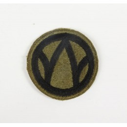 US Patch : 89th Division