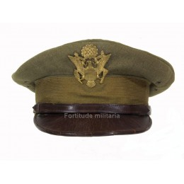 US ARMY officer's visor cap