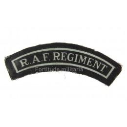 RAF arm insignia