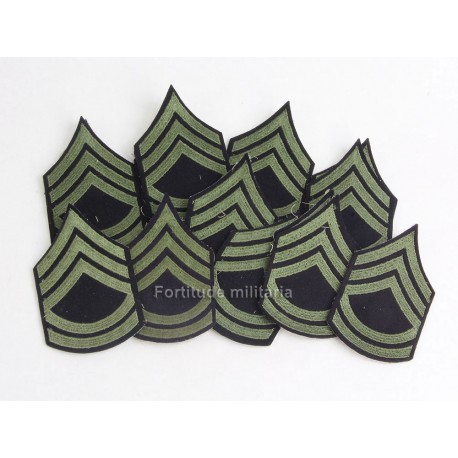 US army NCO ranks