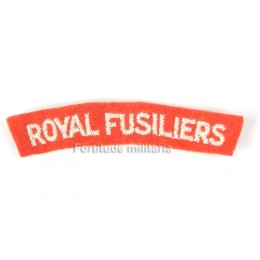 "Title ""Royal Fusiliers"""
