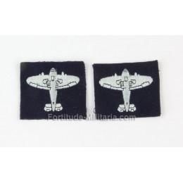 RAF observers tarde badges