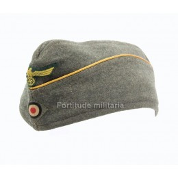 Coastal artillery officer's side cap