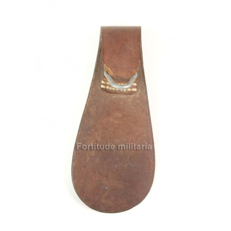 Pionnier carrying leather strap