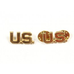 US ARMY officer's collar insignias