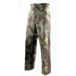 German fieldmade camo trousers