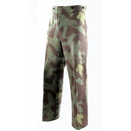 Pantalon camouflé WH / SS