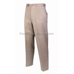US officer's Pink trousers