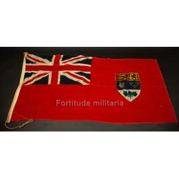 Drapeau de combat Canadien WW2