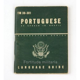 "Langage Guide ""PORTUGUESE"""
