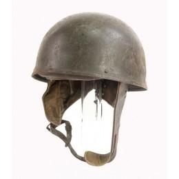 1942 dated dispatch rider's helmet