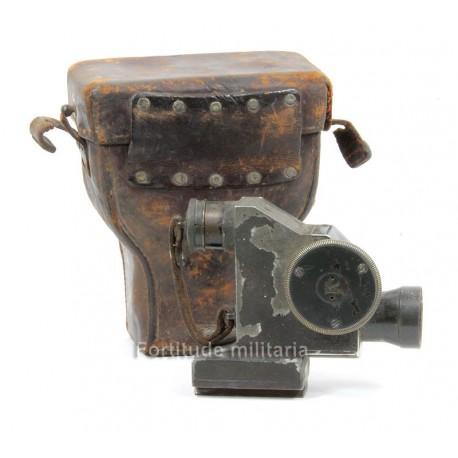 Optique MG WW1