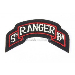 Shoulder patch Us 5th Ranger