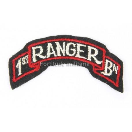 Shoulder patch Us 1st Ranger