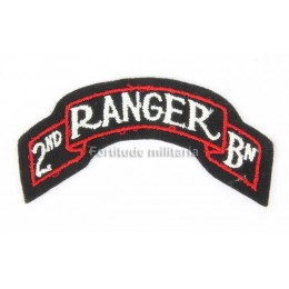Shoulder patch Us 2nd Ranger