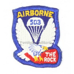 503 PIR shoulder patch