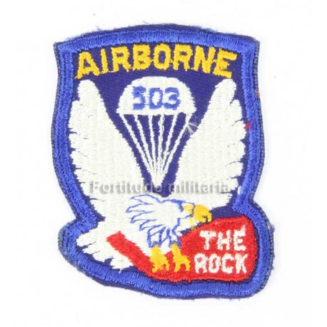 503 PIR shoulder patch