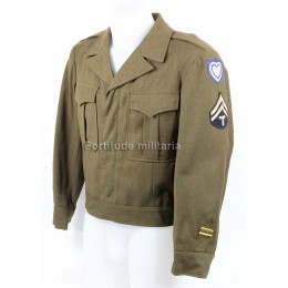Ike Jacket , 7th Infantry Division