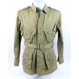 US M42 airborne combat jacket