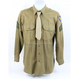 Chemise sous-officier USAAF