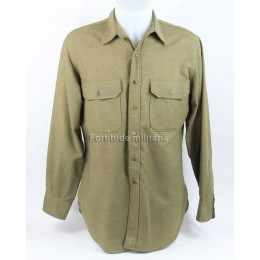 Chemise troupe US ARMY