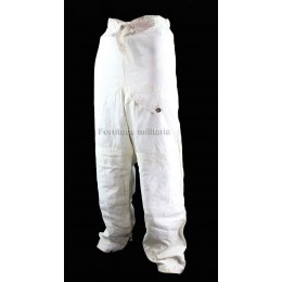"Pantalon de camouflage Anglais ""Snow trousers"""