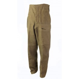 British pattern 37 woll trousers