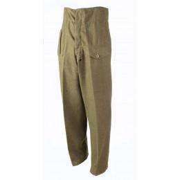 British trousers, pattern 40
