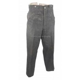Pantalon Heer Gris pierre